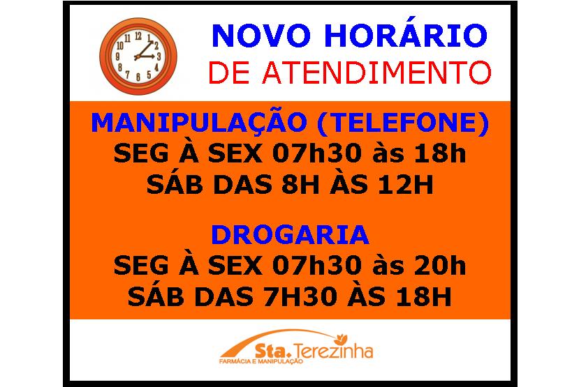 NOVO HORARIO2021